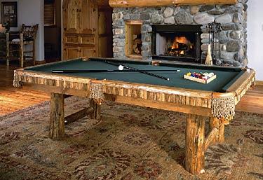 Gallatin Poker Table